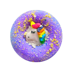 Rainbow Dreams Fizzy Bath Donut